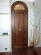 Дверь межкомнатная с арочной фрамугой